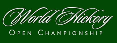 The World Hickory Open Championship Logo
